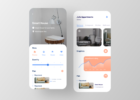 Smart Home App | Search by Muzli