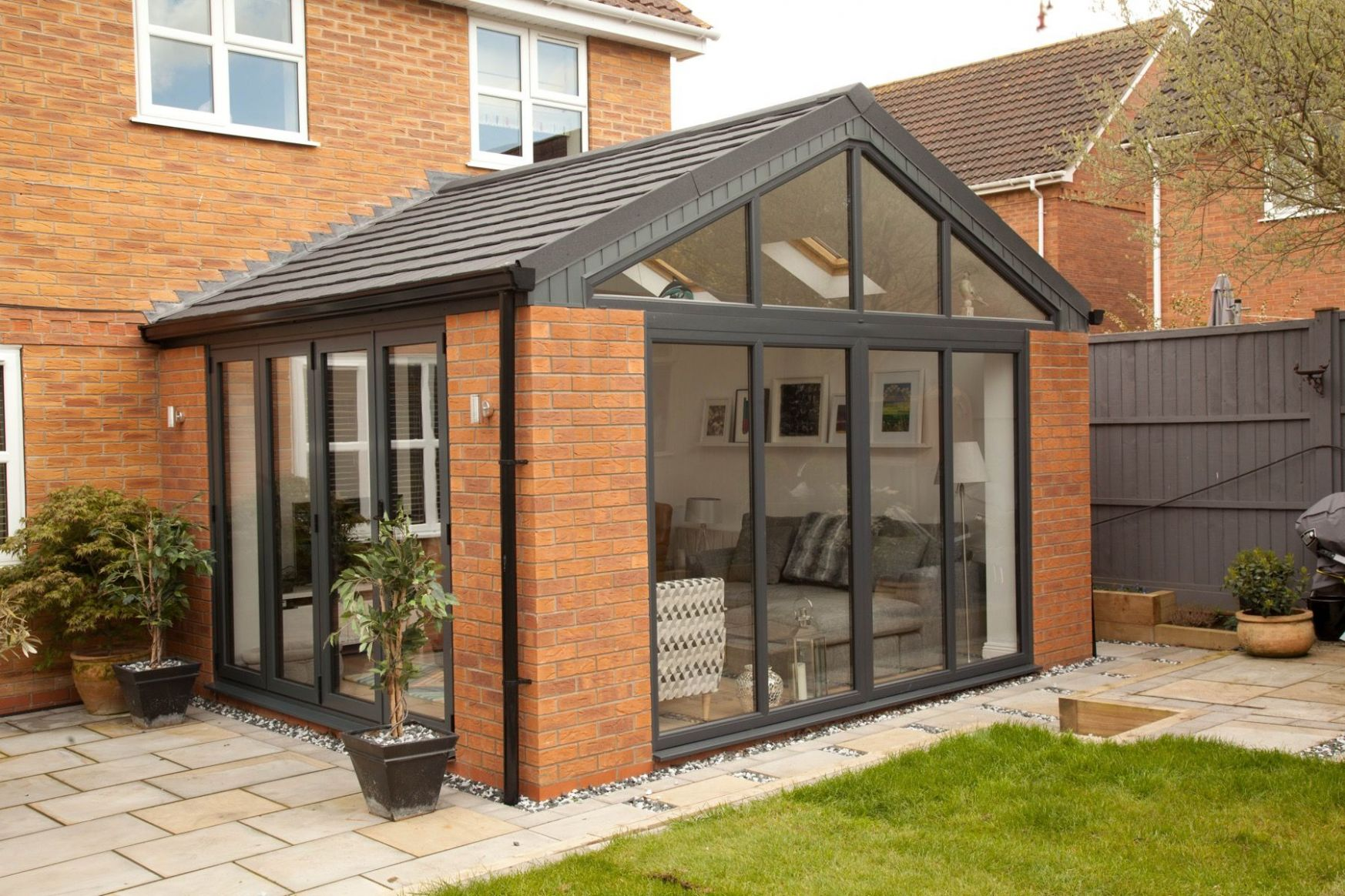 Solid Roof Sunrooms in Hampshire - Buy Now, Pay Later! (With ...