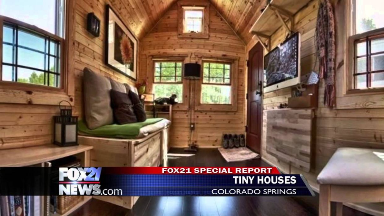 SPECIAL REPORT: The tiny house movement