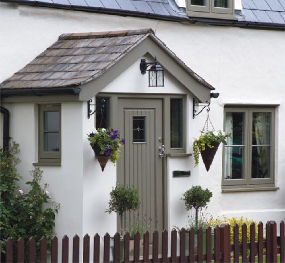 Spectacular Front Porches Designs Uk Of The Best Door Porch Small ...
