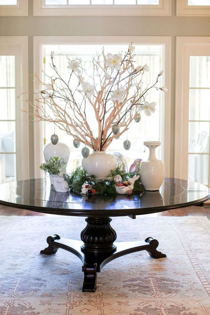 Spring Decorating Ideas for Dining Room Table and Outdoors ..