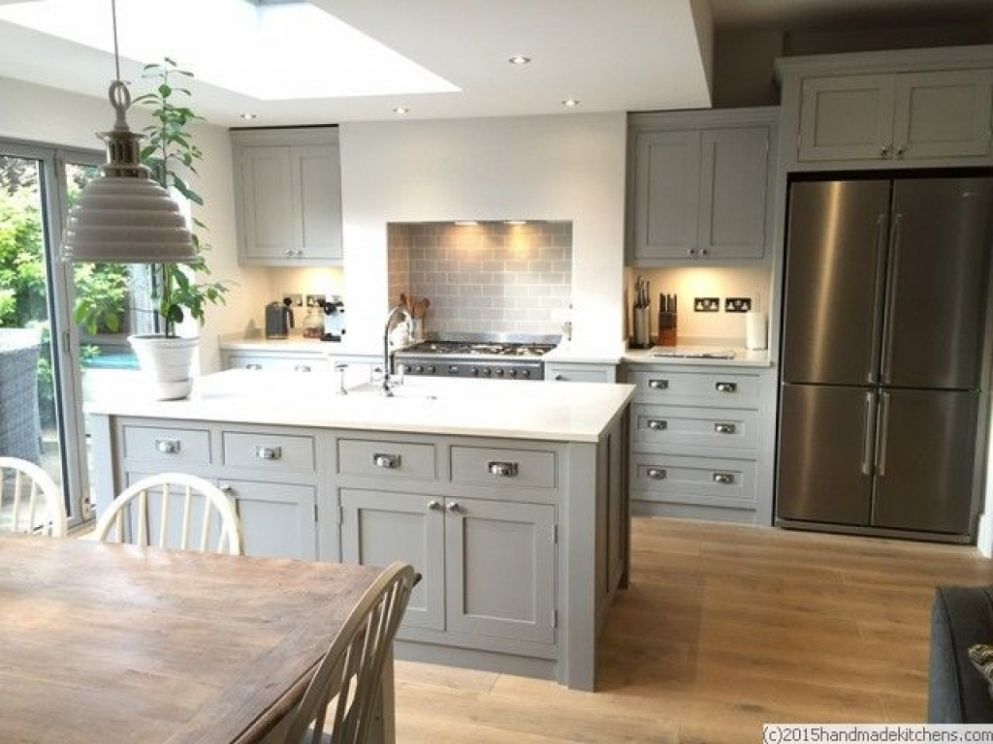 Square Kitchen Designs Best Layout Ideas Room Interior And ...