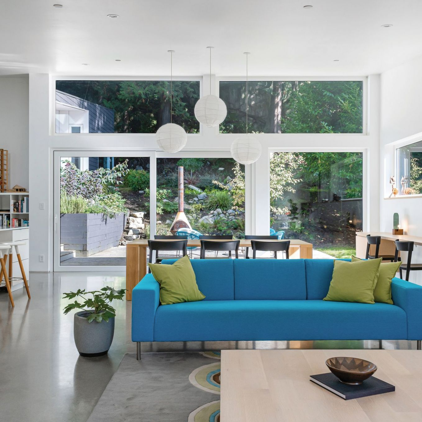 Statement decor ideas to steal from a Vancouver home - Curbed