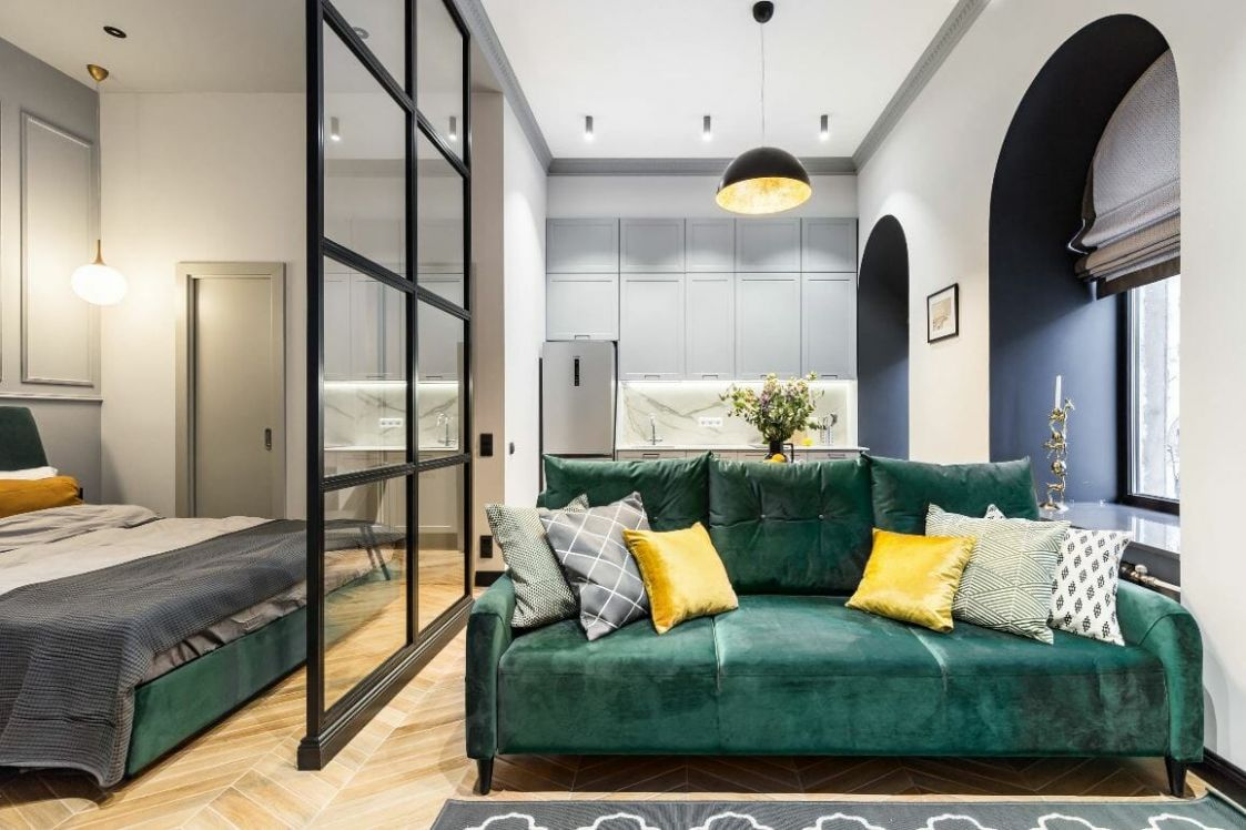 Studio Apartment Layout Ideas: Your Ultimate Guide to Efficiency - apartment design guidelines