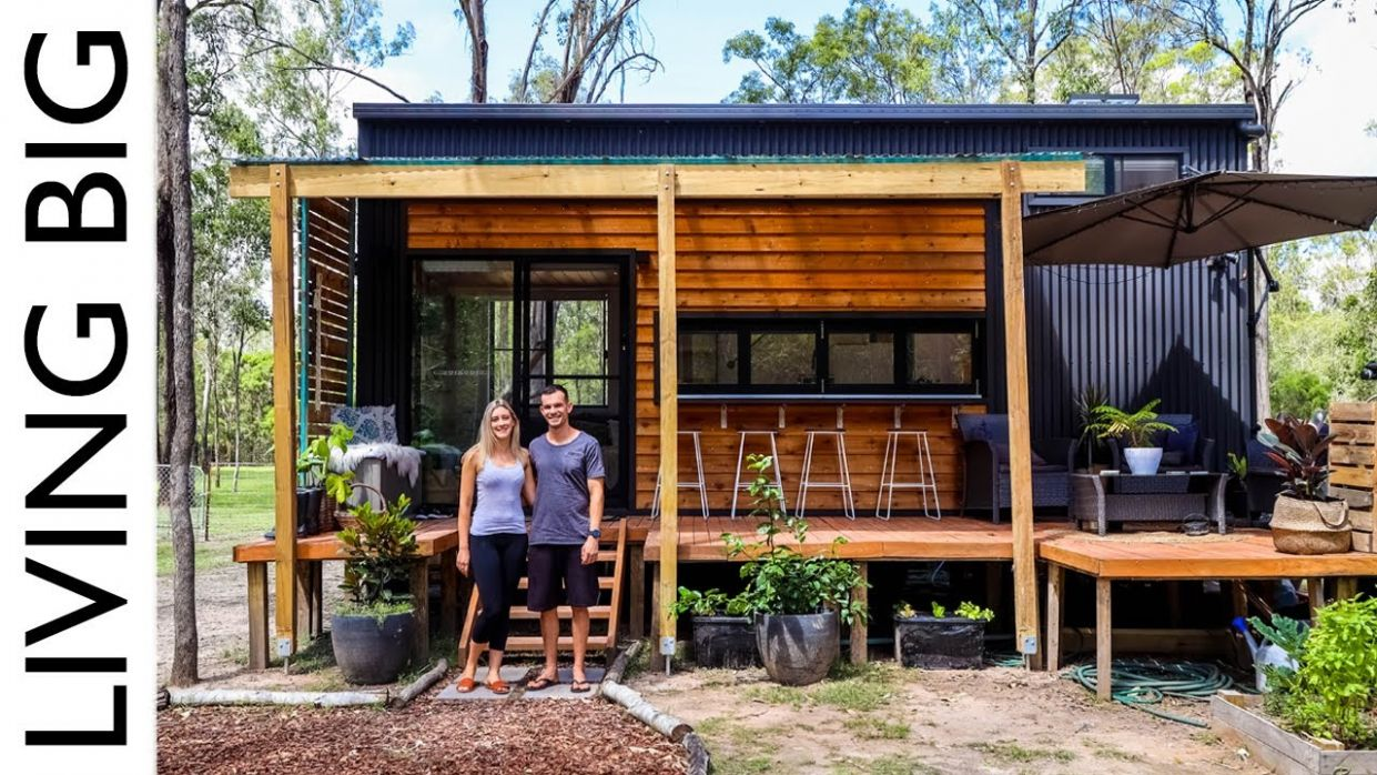 Stunning Modern Tiny House in Queensland