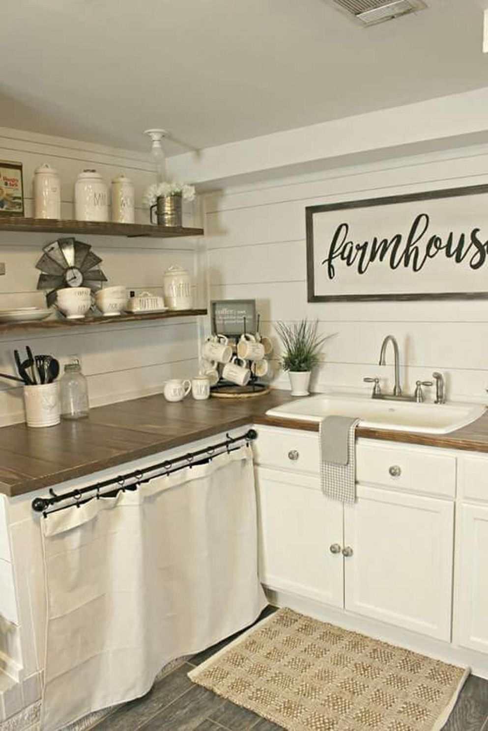 Stunning Small Farmhouse Kitchen Decor Ideas Best For Your ..