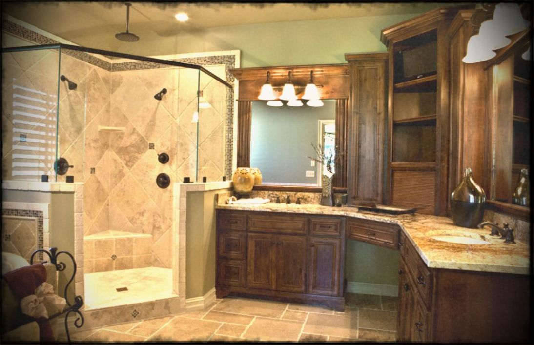 Stunning Traditional Bathroom Design Ideas with Traditional Master ..