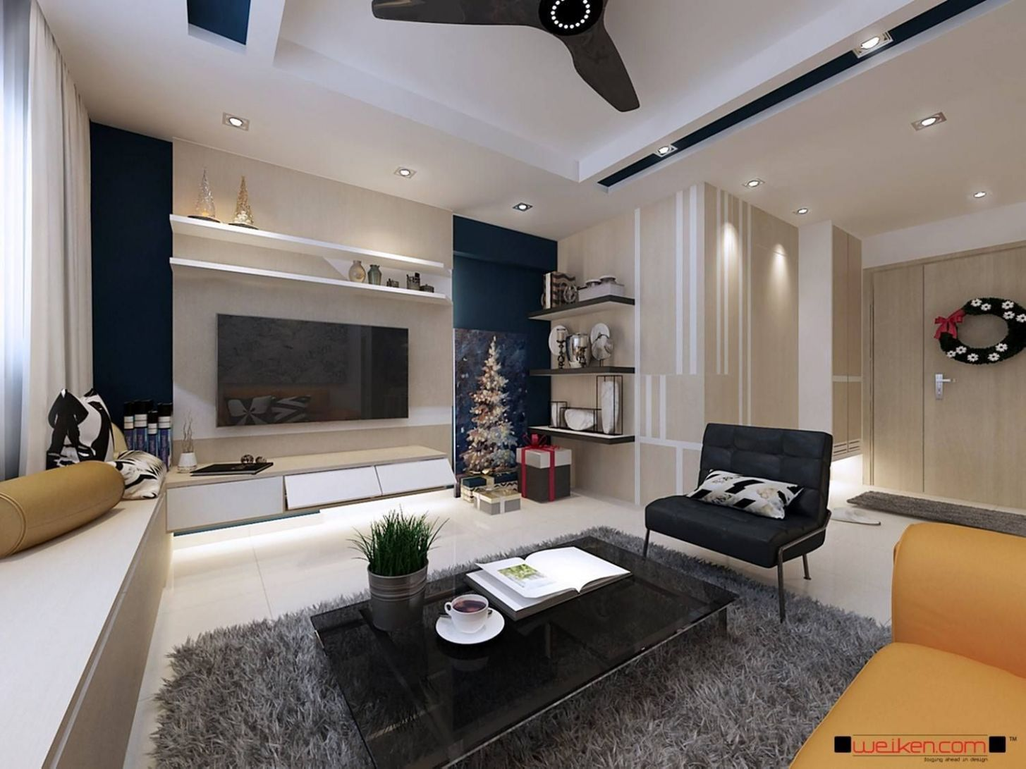 stylish living room ideas modern mix (With images) | Living room ..