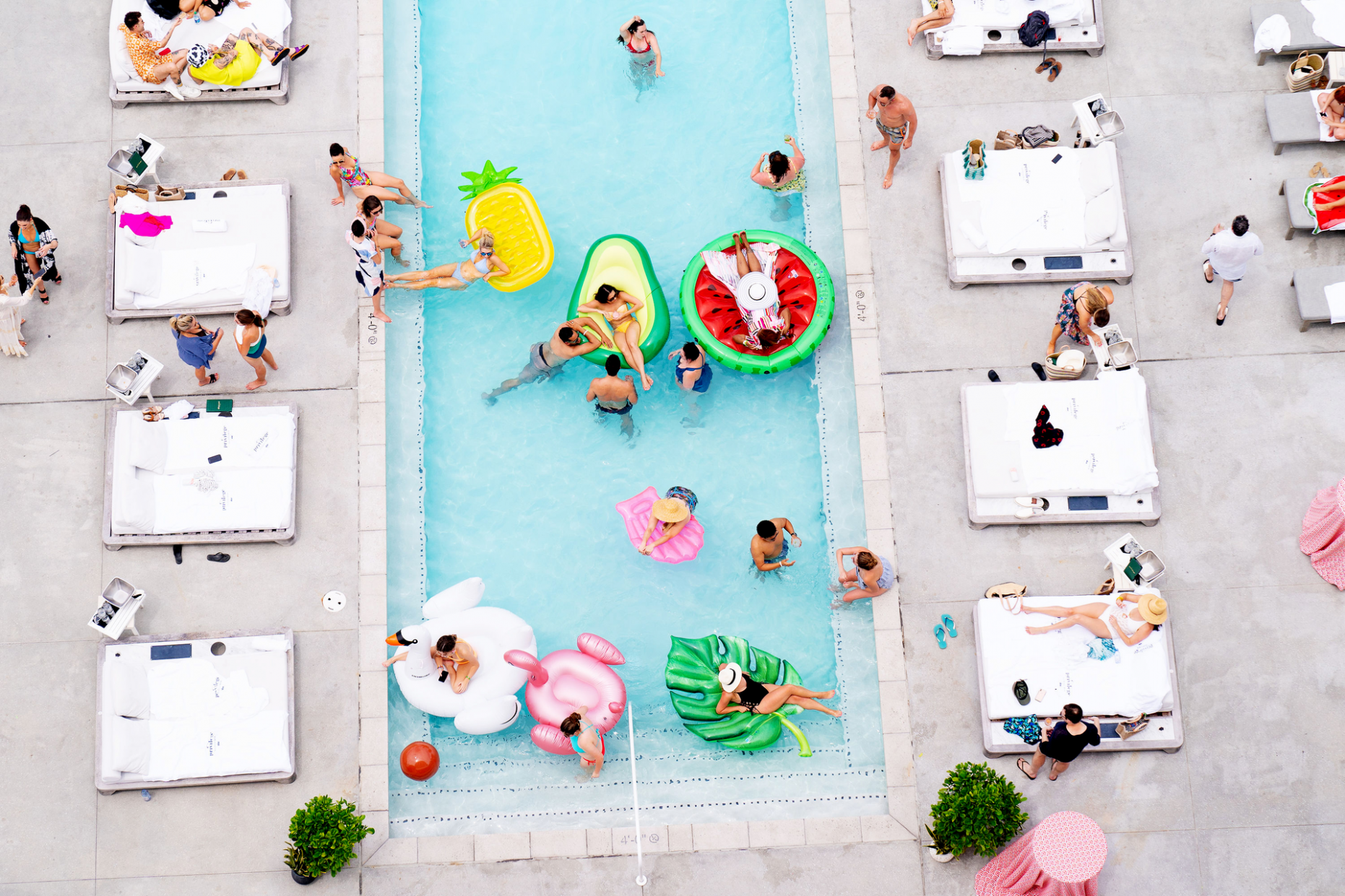 Summer Pool Party Ideas for Corporate Groups | BizBash