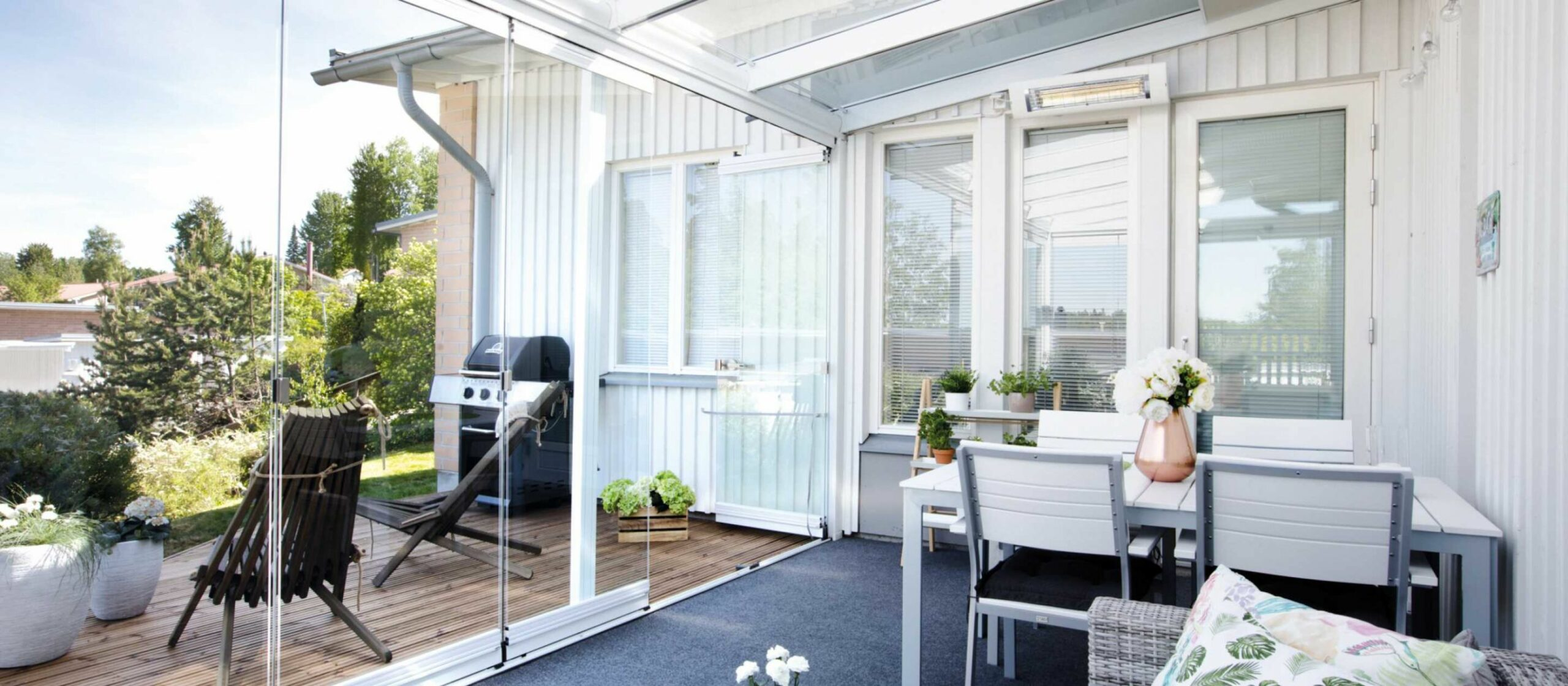 Sunroom Frequently Asked Questions | Lumon