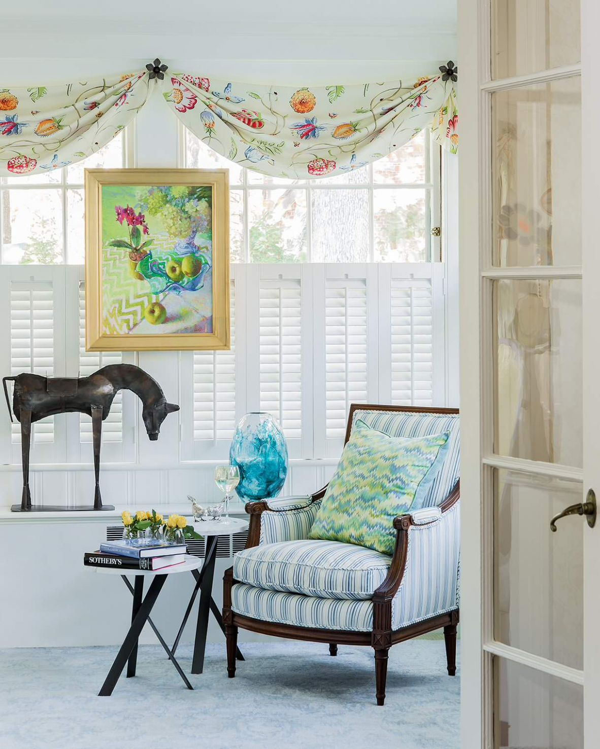 Sunroom Valance | Houzz
