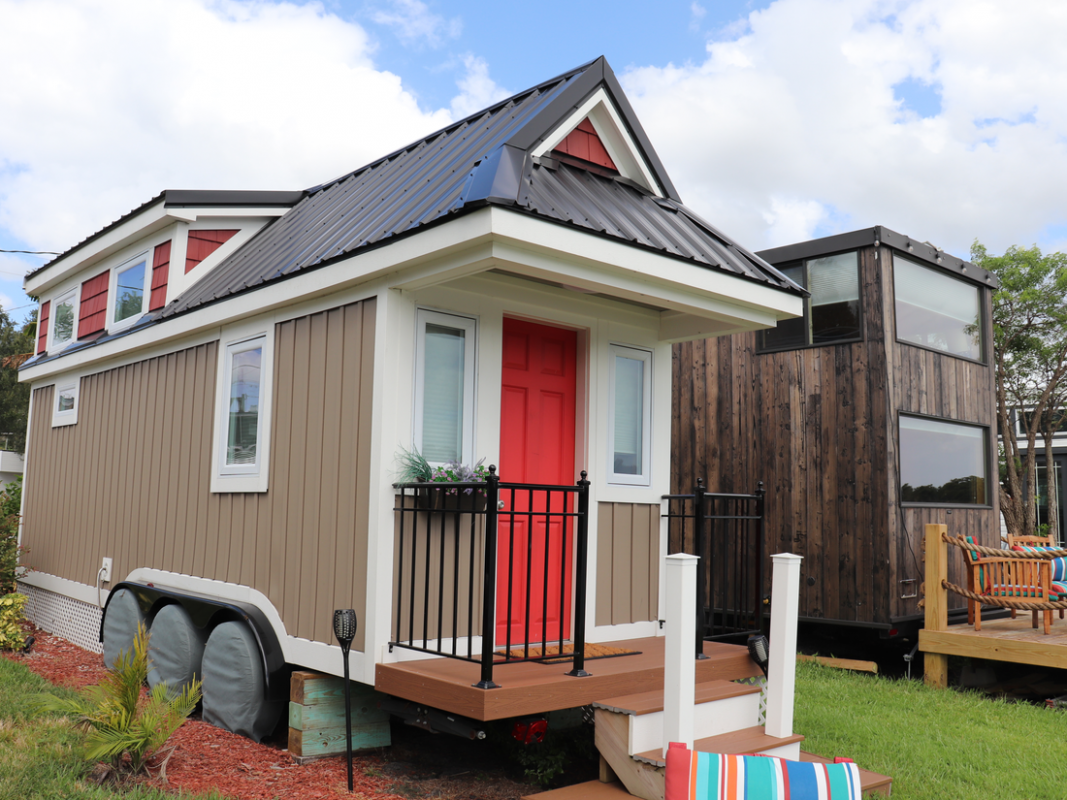 Surprising things I learned after staying in a tiny house ..