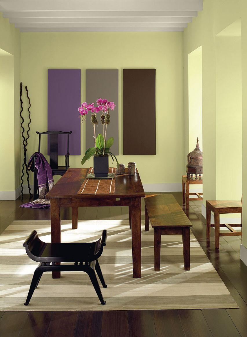 Tables Dining Room Colour Schemes Color Hall Colours Interior And ...