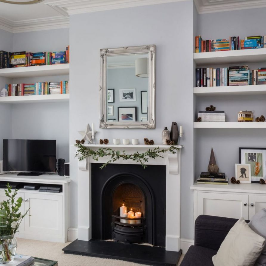 Take a look round this cosy Victorian terrace with modern decor ..