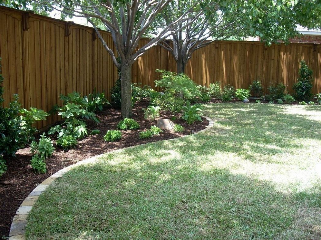 texas landscaping ideas small yards backyard ideas texas home ...