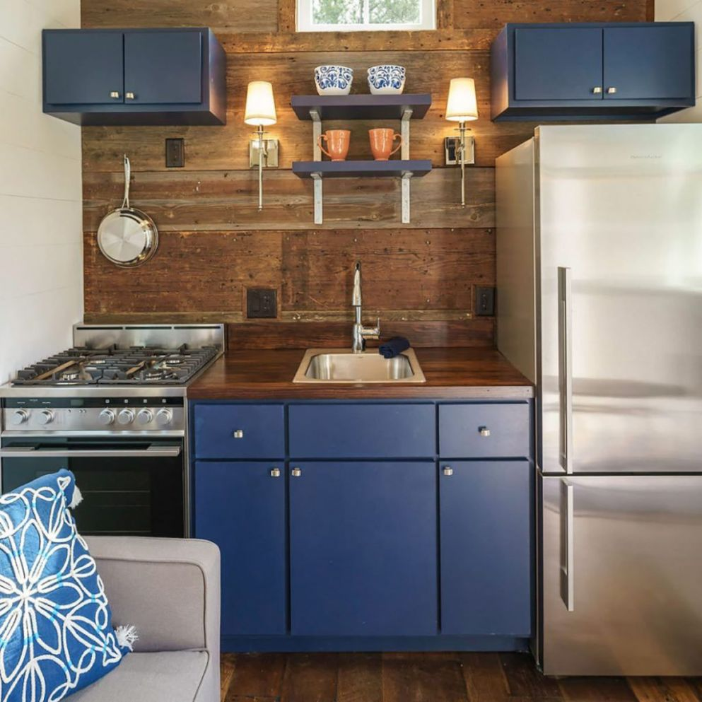 The 11 Tiny House Kitchens That'll Make You Rethink Big Kitchens