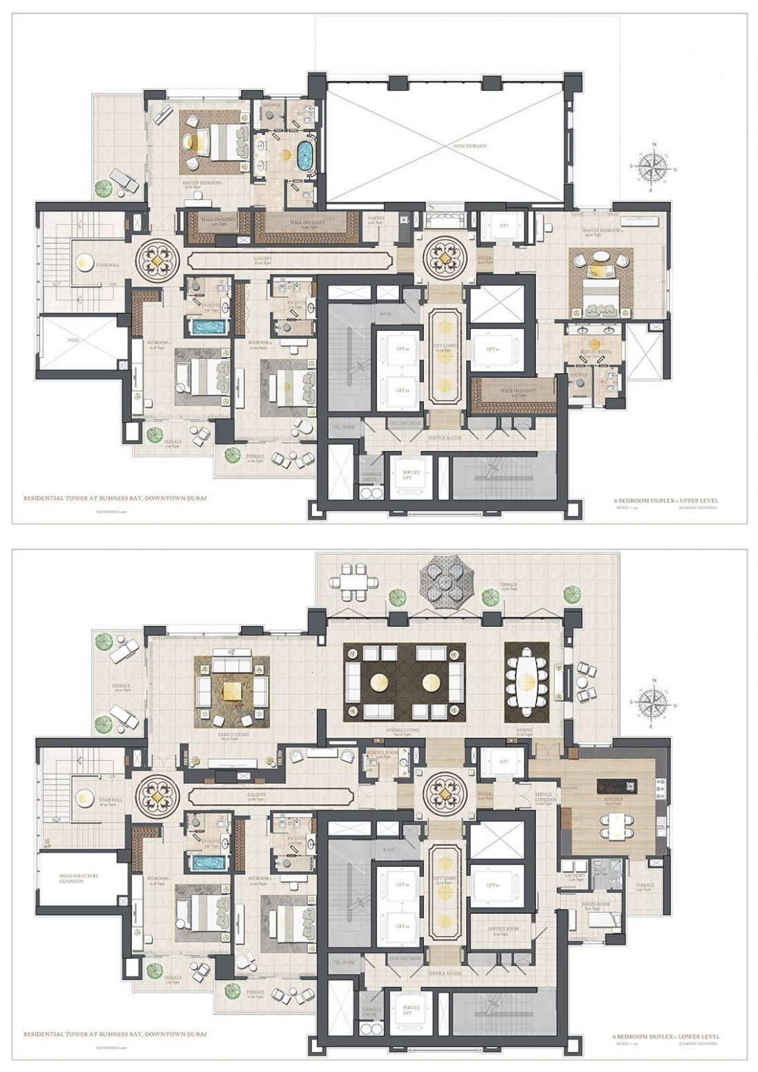 The 12 Downtown Dubai (With images) | Dream house plans, Mansion ..