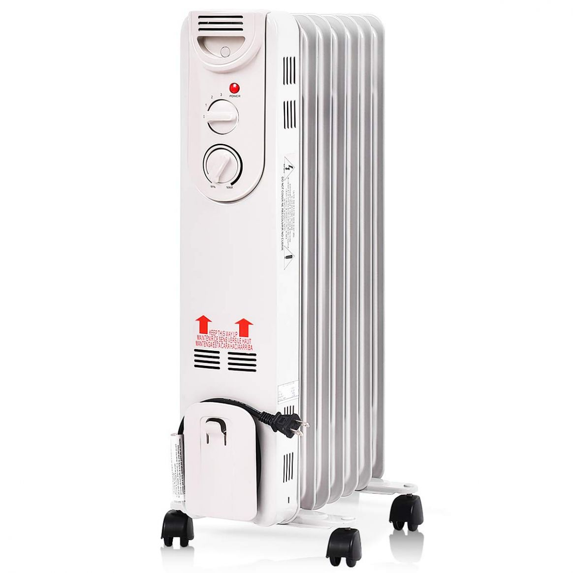 The 8 Safest And Best Space Heater For Nursery, Baby Room