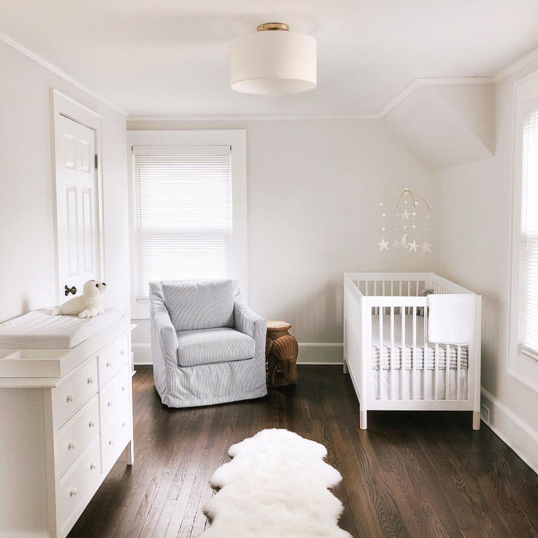 The Best Gender Neutral Nursery Inspiration - baby room inspo