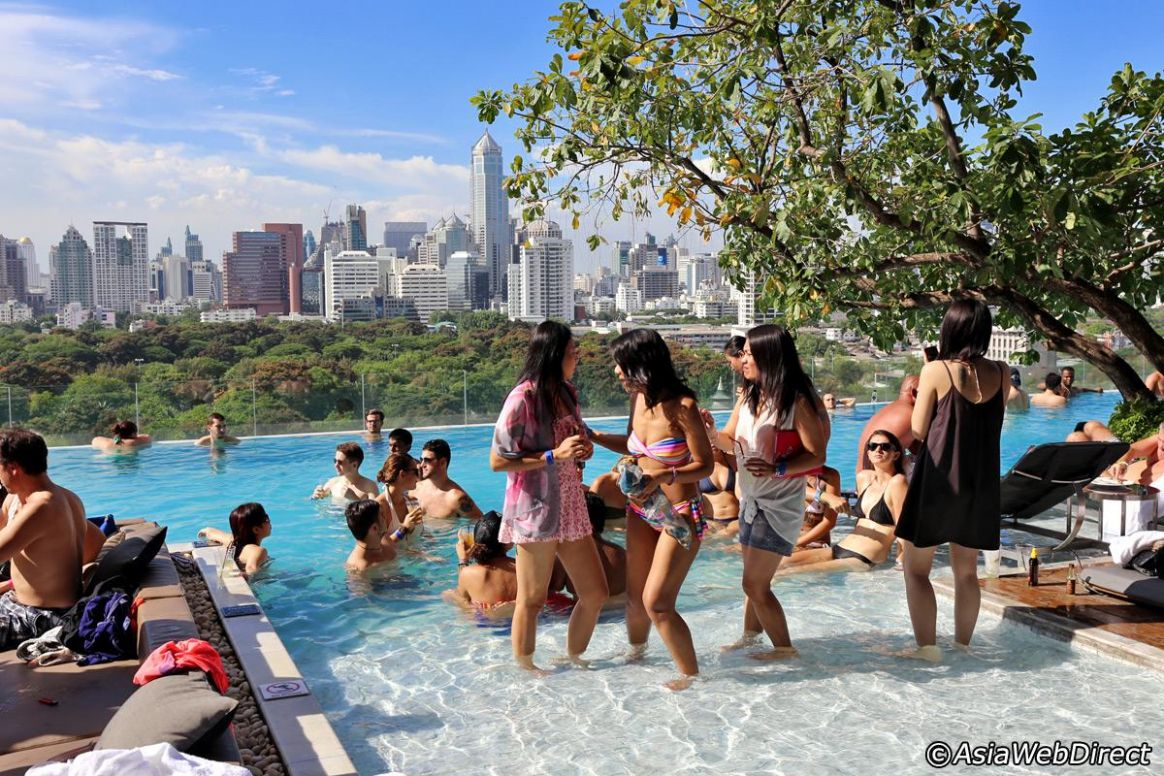 The Best Pool Parties in Bangkok - Bangkok Pool Party Guide