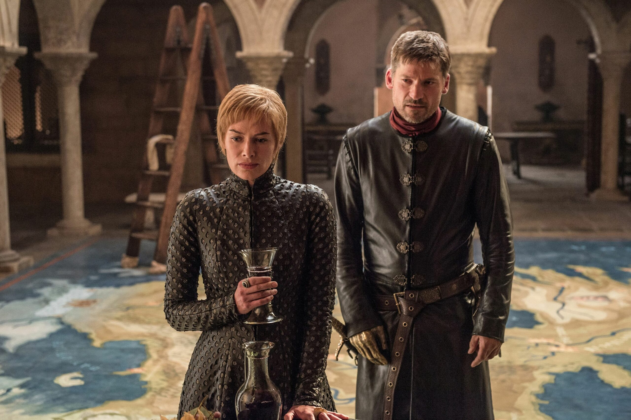 The Inspiration For The Lannisters From 'Game Of Thrones' Came ...