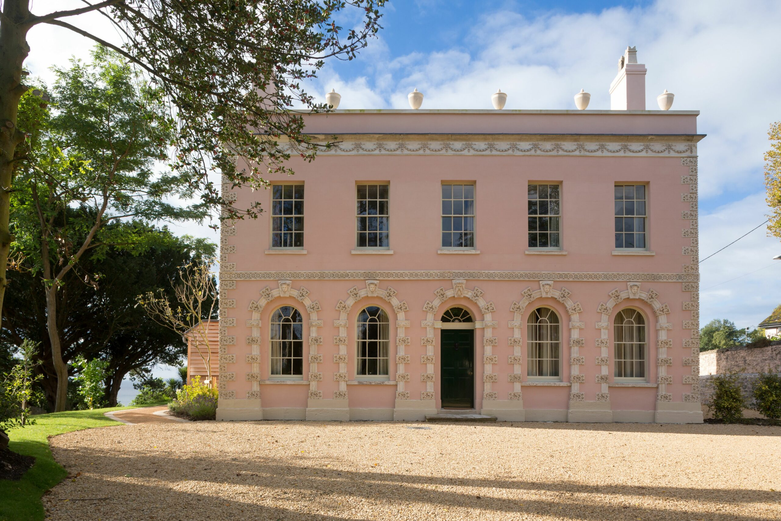 The Landmark Trust is The Airbnb For Historic European Homes | Vogue - companies house inspiration trust