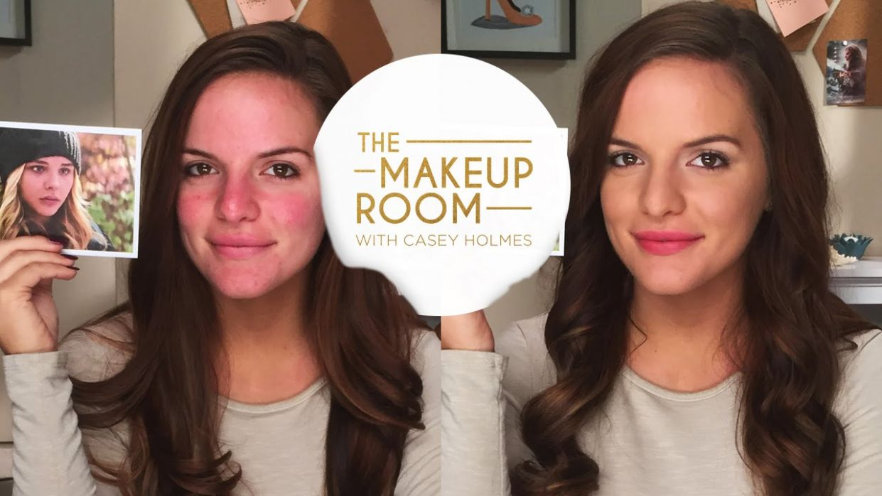 The Makeup Room with Casey Holmes: Get Chloe Grace Moretz's look as Cassie  from The 9th Wave!
