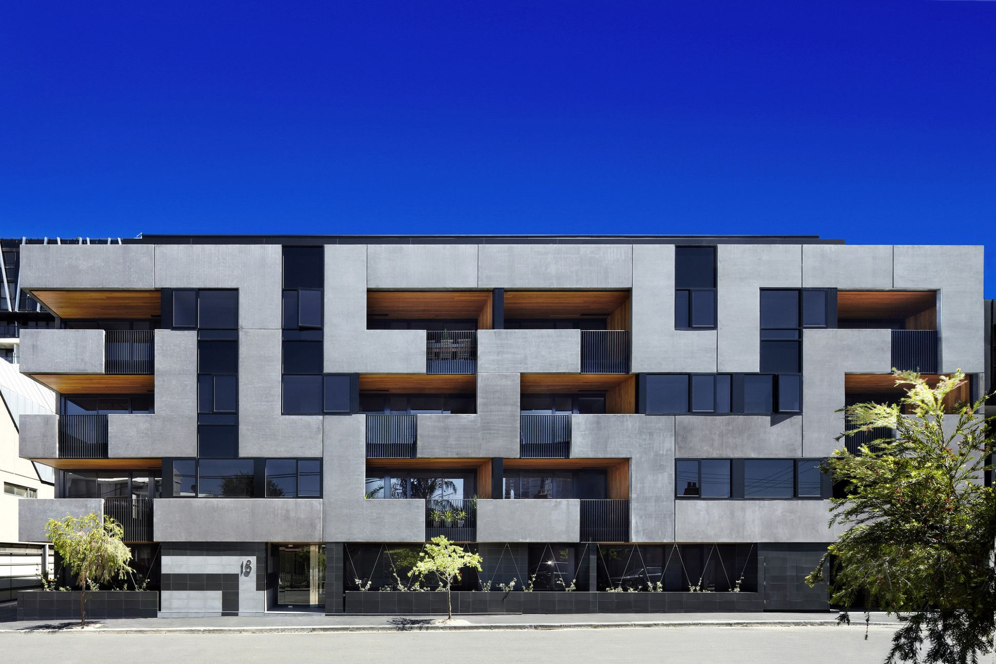 The Maze Apartments / CHT Architects | ArchDaily - apartment design by architects