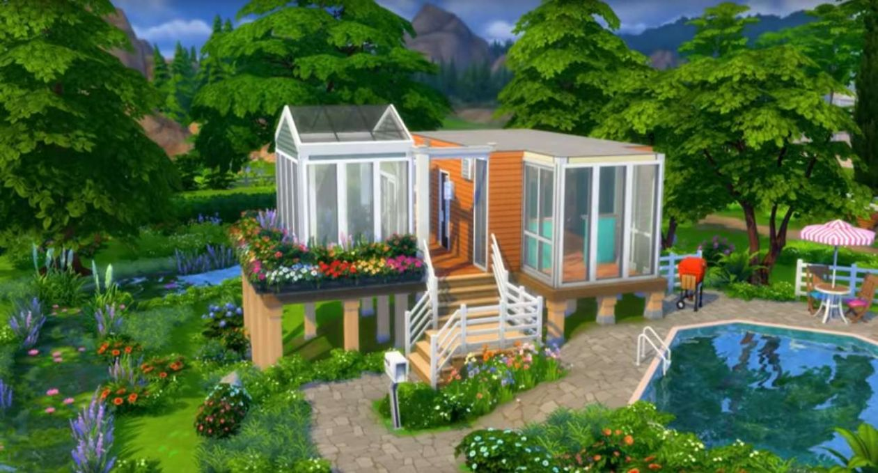The Sims 11 Just Showed Off Its New Tiny Homes In Latest Trailer ..