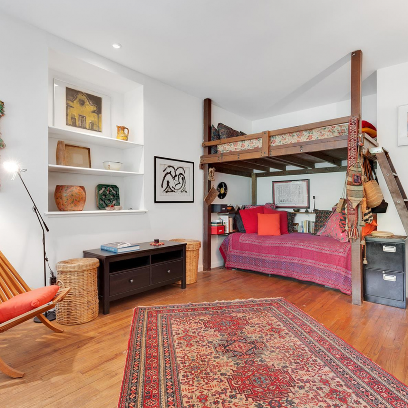 The smallest NYC apartments for sale - Curbed NY - tiny apartment design under 200 sf
