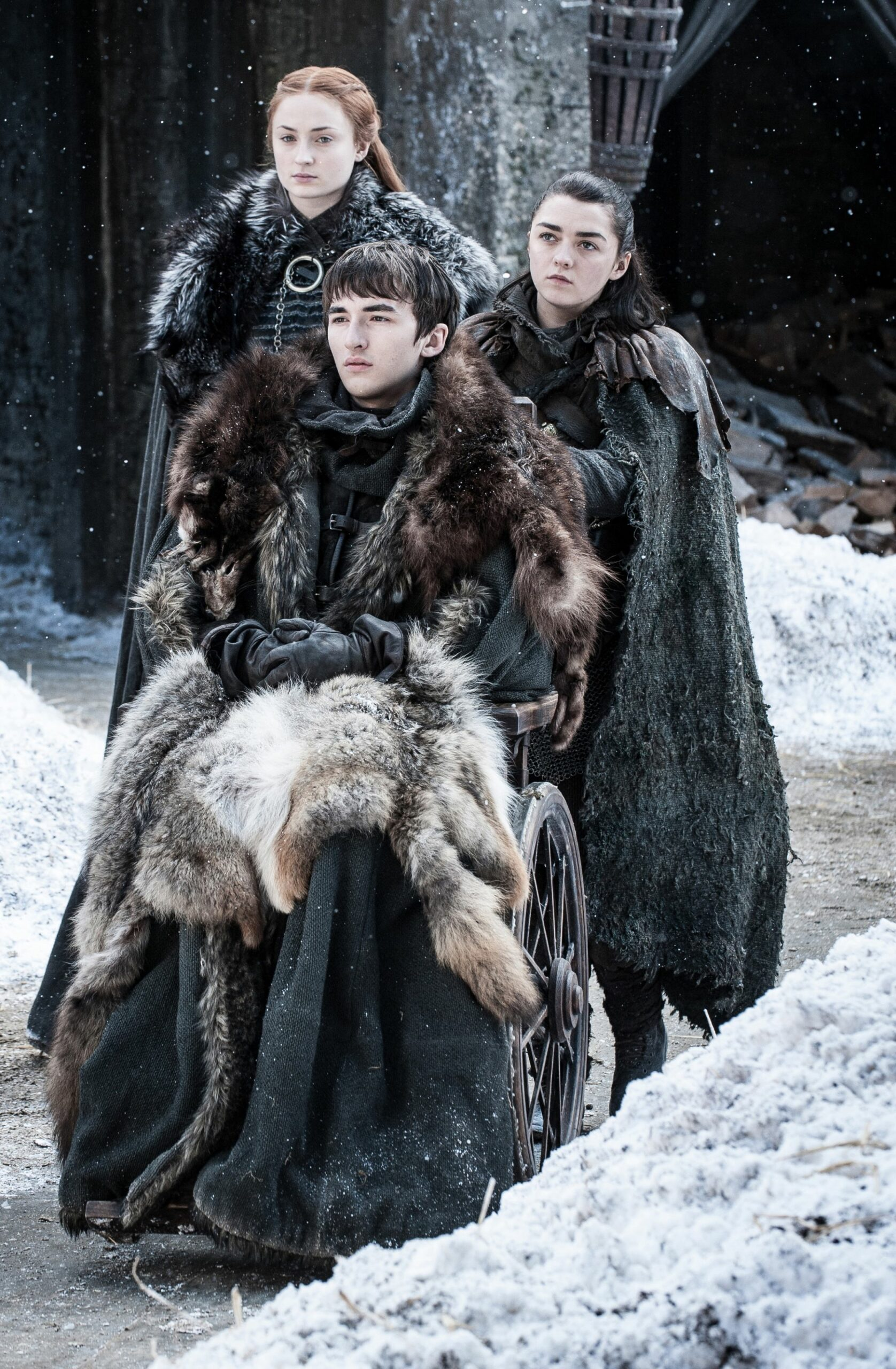The Starks From 'Game Of Thrones' Were Inspired By A Real-Life ...
