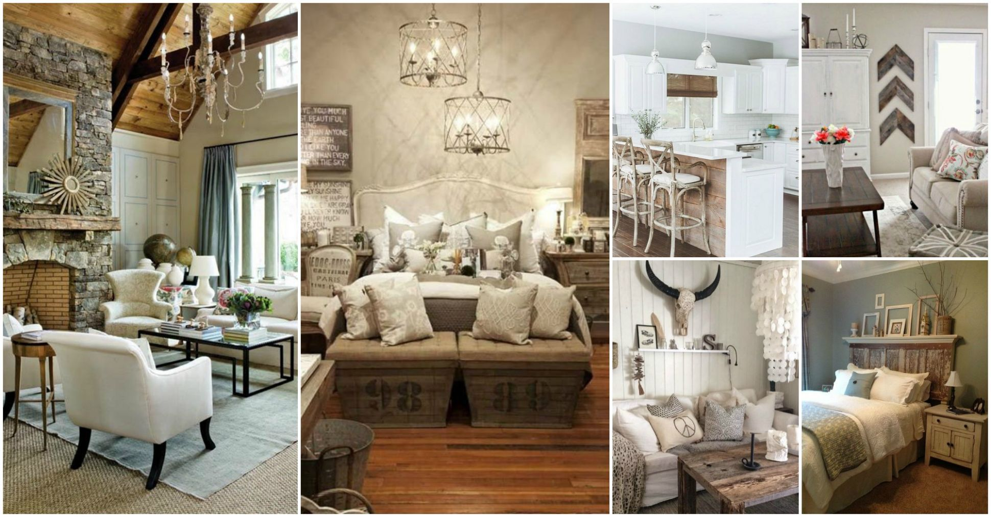 The Stylish Room Decoration Rustic Home Decor Decorating Ideas ..