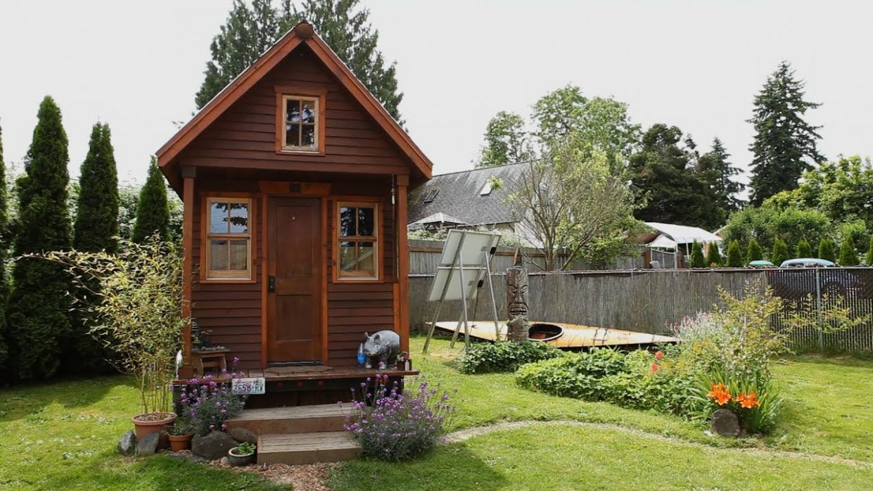 The Tiny House Movement: From Washington State to Washington D.C