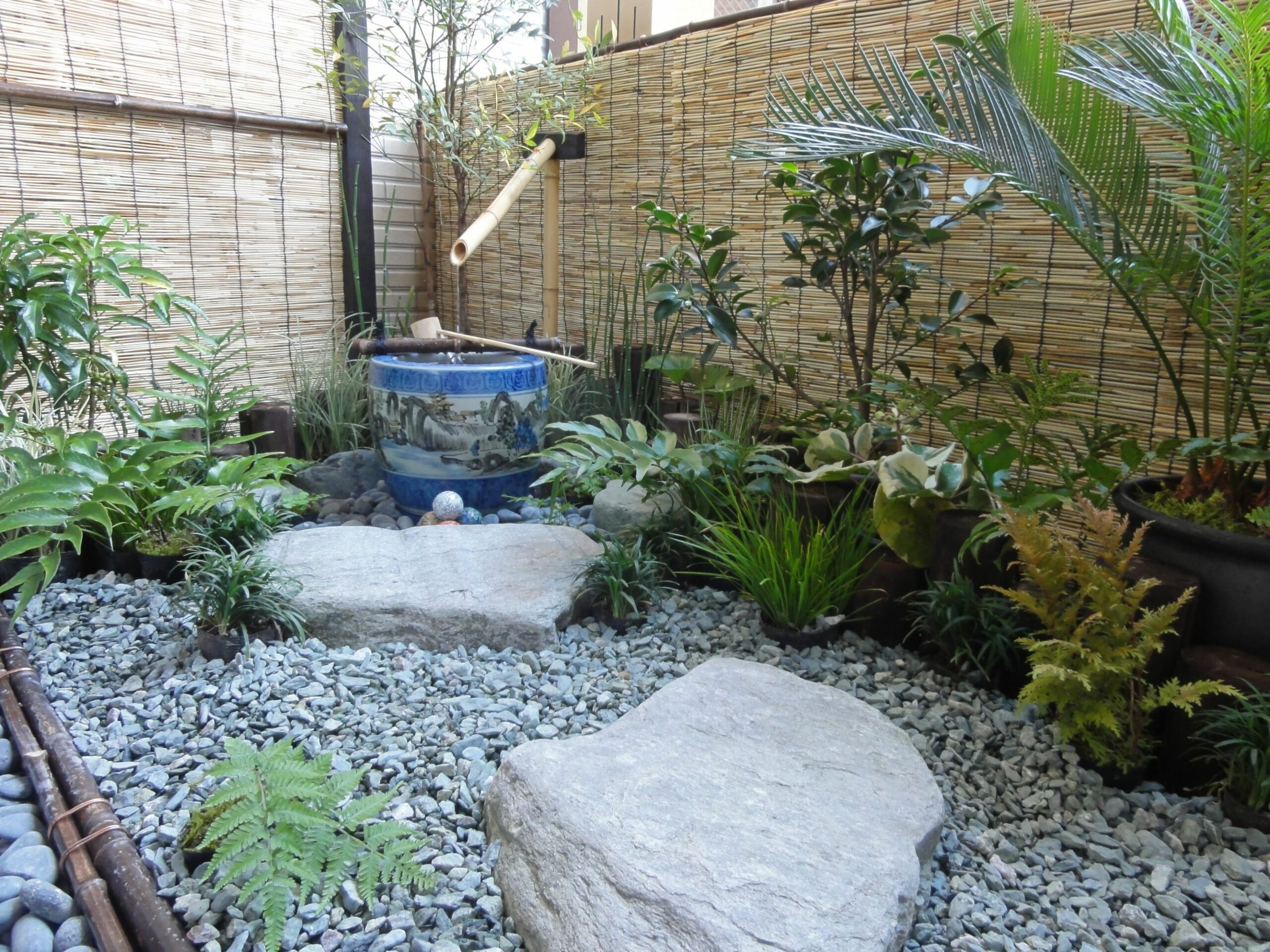 The Urban Balcony: My First Japanese Garden (With images ...