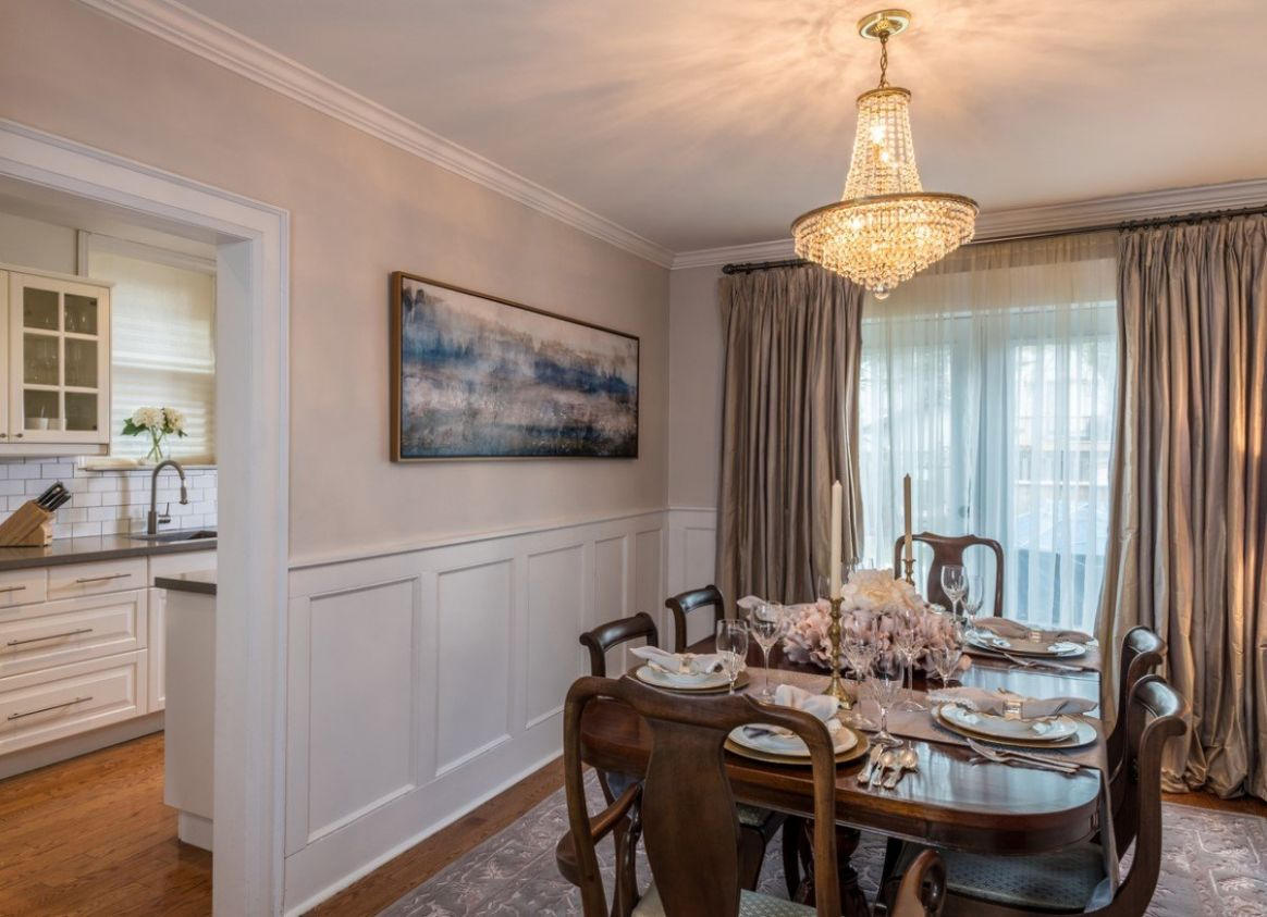 The Wainscoting Ideas with the Most Character and Charm | Bob Vila ...