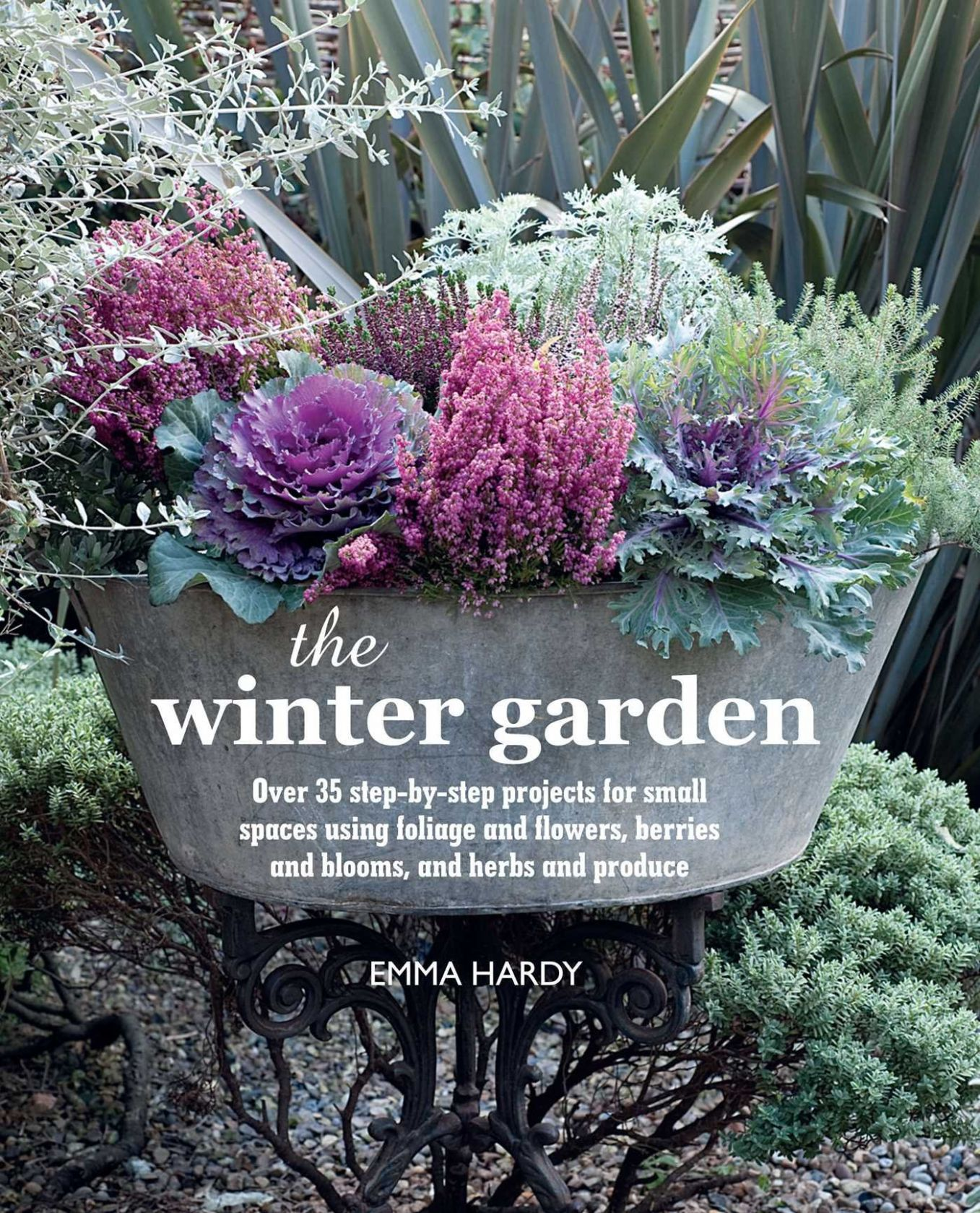 The Winter Garden: Over 12 step-by-step projects for small spaces ..