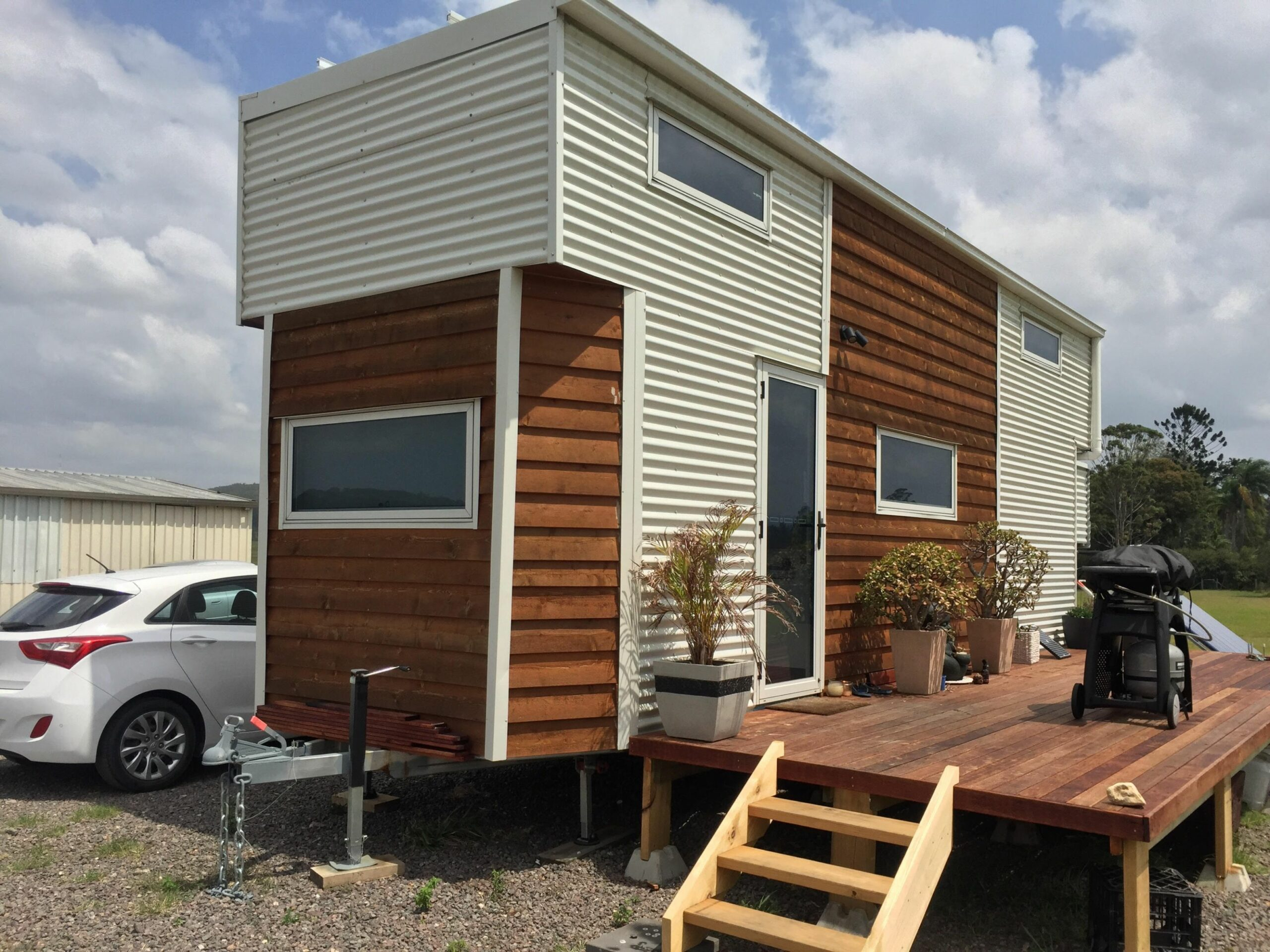THIS HOUSE IS SOLD PLEASE DONT EMAIL Tiny House on Wheels for Sale ...