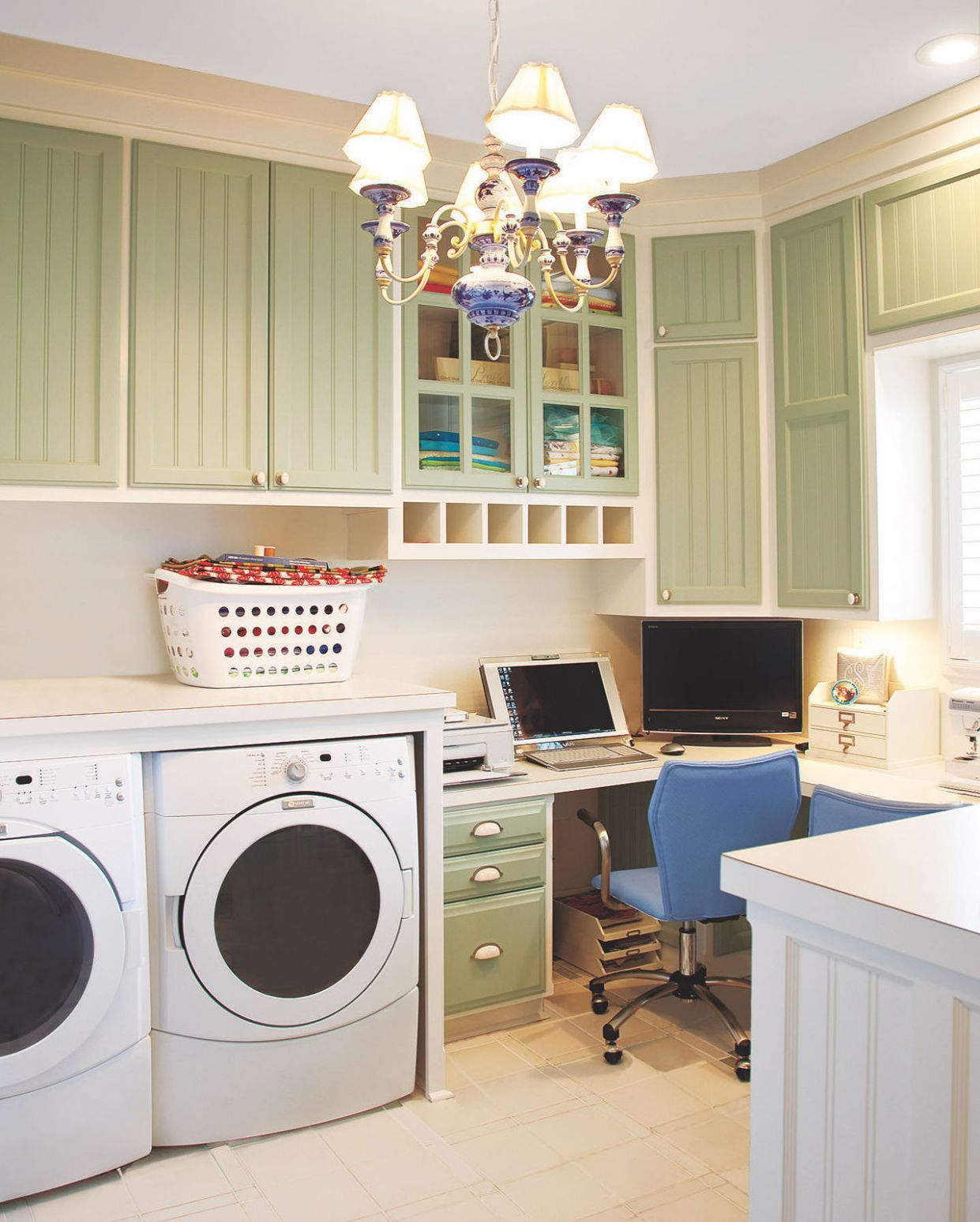 This Old House — 9 Ideas for a Fully Loaded Laundry Room Efficient..