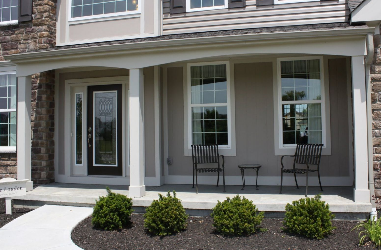 This photo about: Small front porch ideas for small houses ..