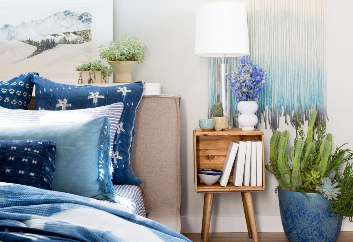 Three ideas for bedroom decor from the design experts at Homepolish - bedroom ideas etsy
