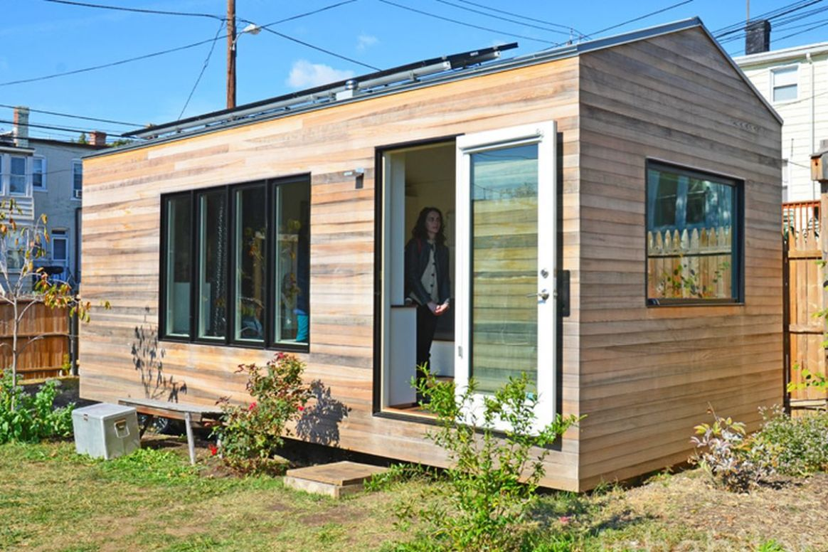 Tiny homes in Washington, D.C