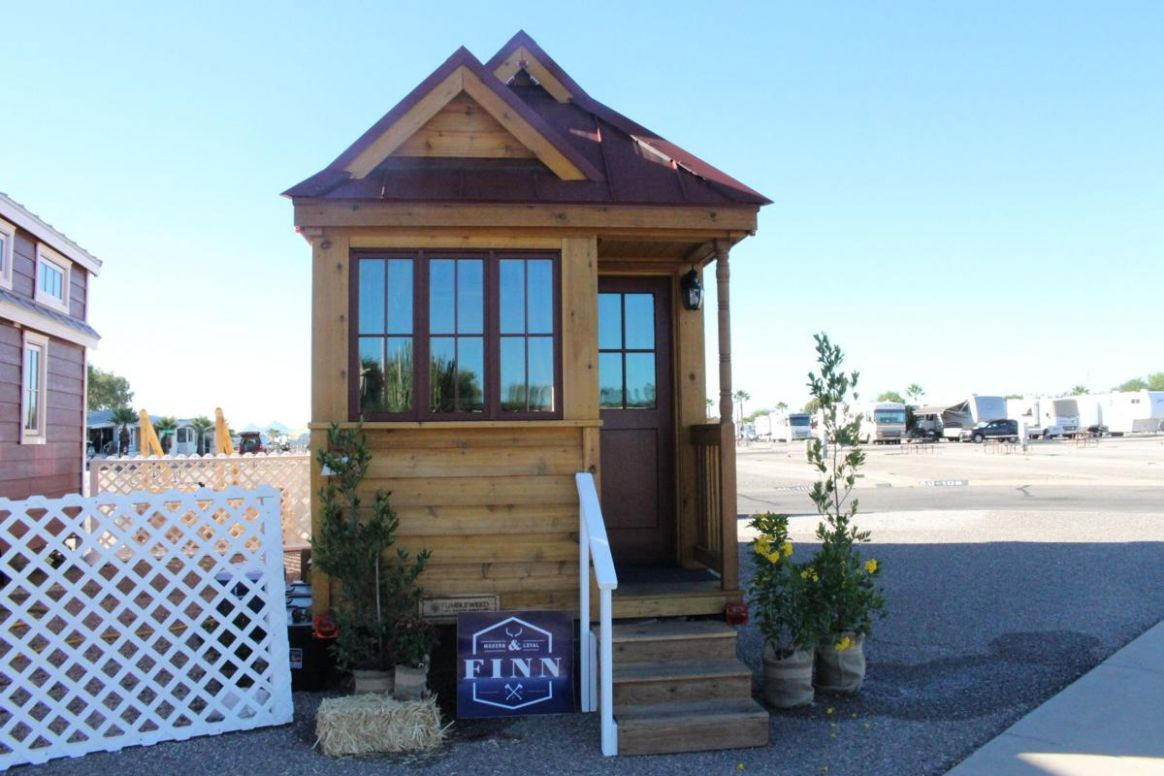 Tiny homes on wheels: New trend hits Southern Arizona | Get Out ...