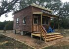 Tiny House 8x8 Easily Movable / Built w Texas Heat in Mind ...