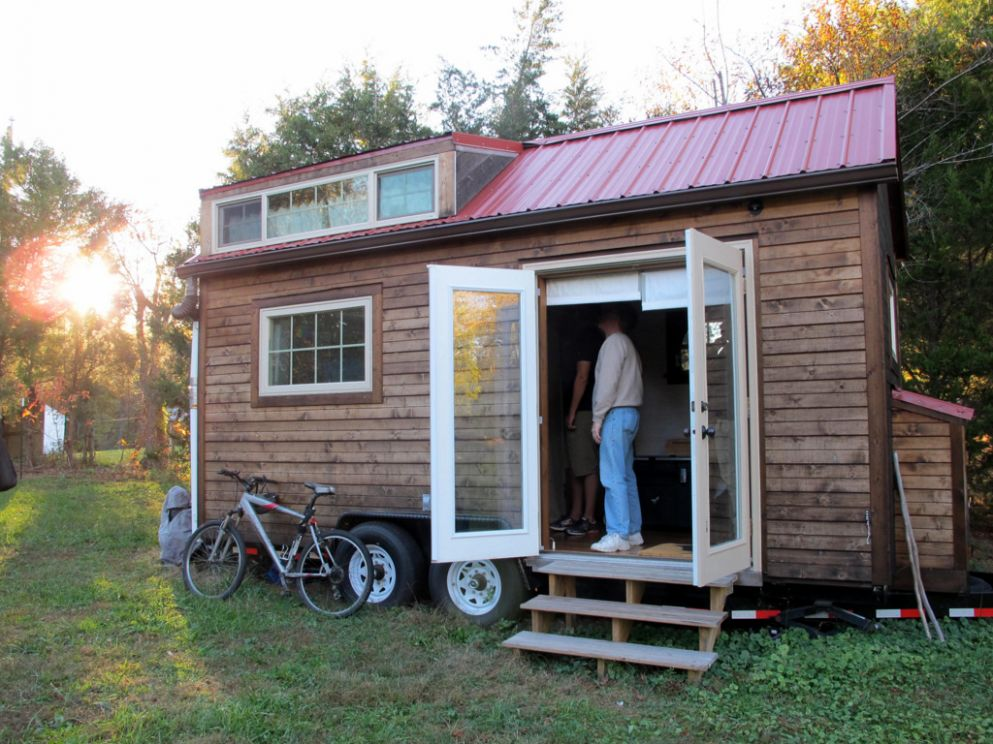 Tiny house – A way to live more sustainable | MINIMALIST TRAVELLER