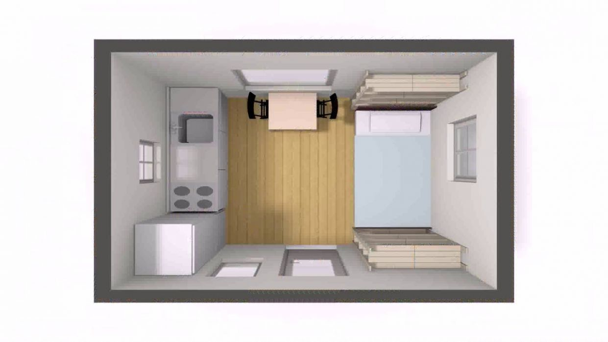 Tiny House Floor Plans 11x11 - Gif Maker DaddyGif.com (see ...