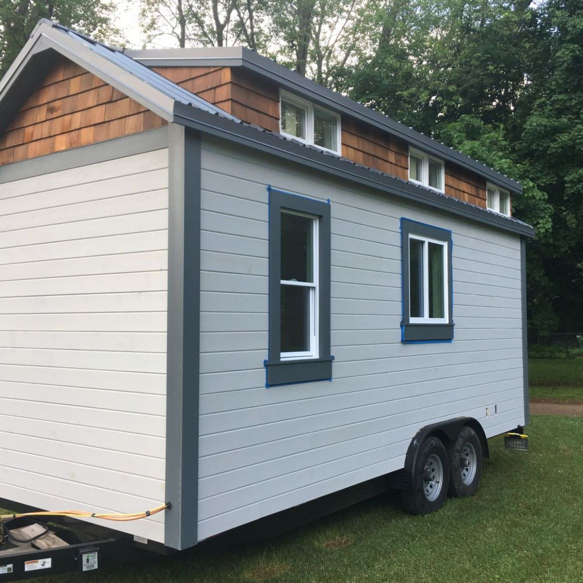Tiny House for immediate sale! - Tiny House for Sale in Plymouth, Michigan  - Tiny House Listings - tiny house michigan