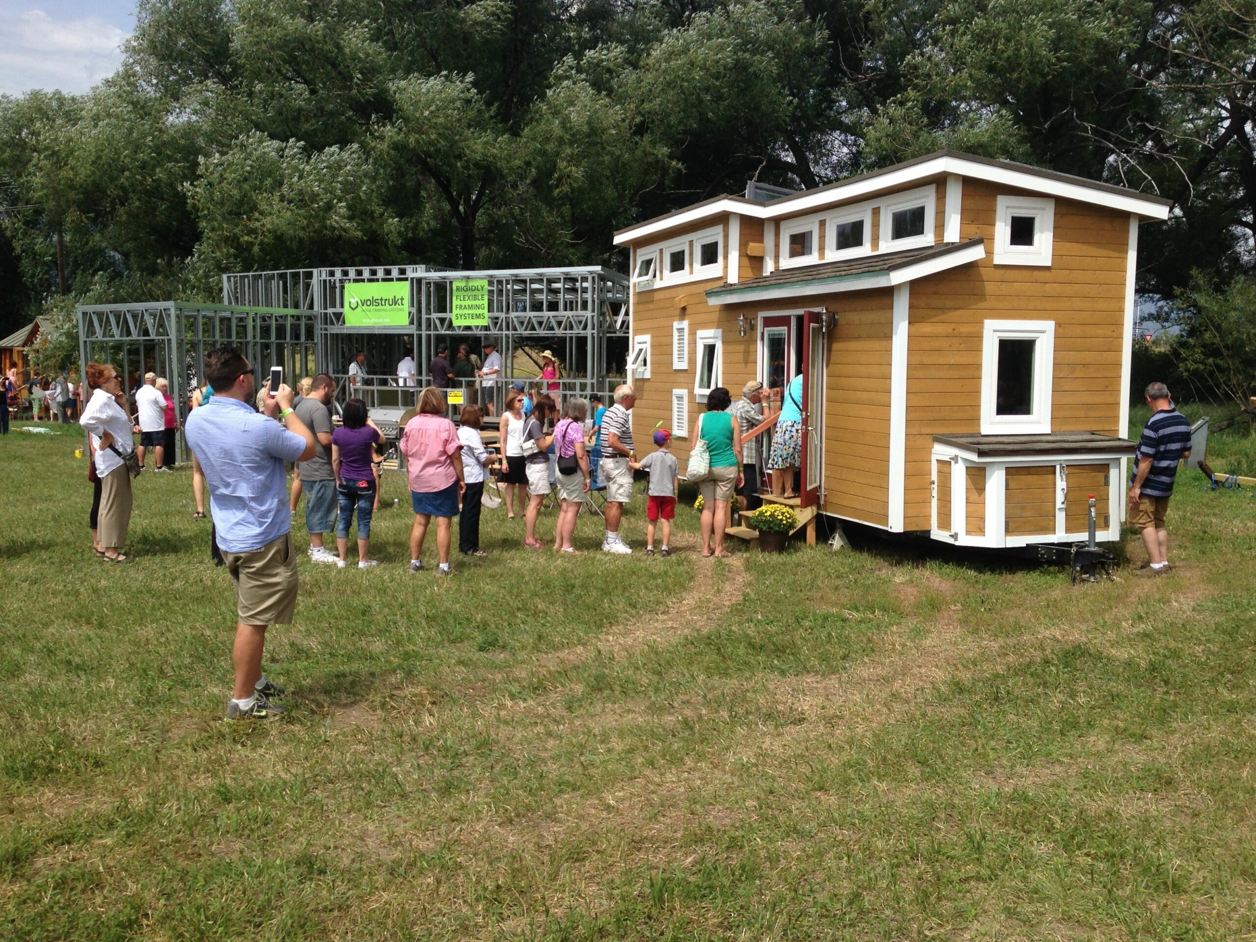 Tiny House Jamboree Photos Day 112 and 12 - tiny house jamboree