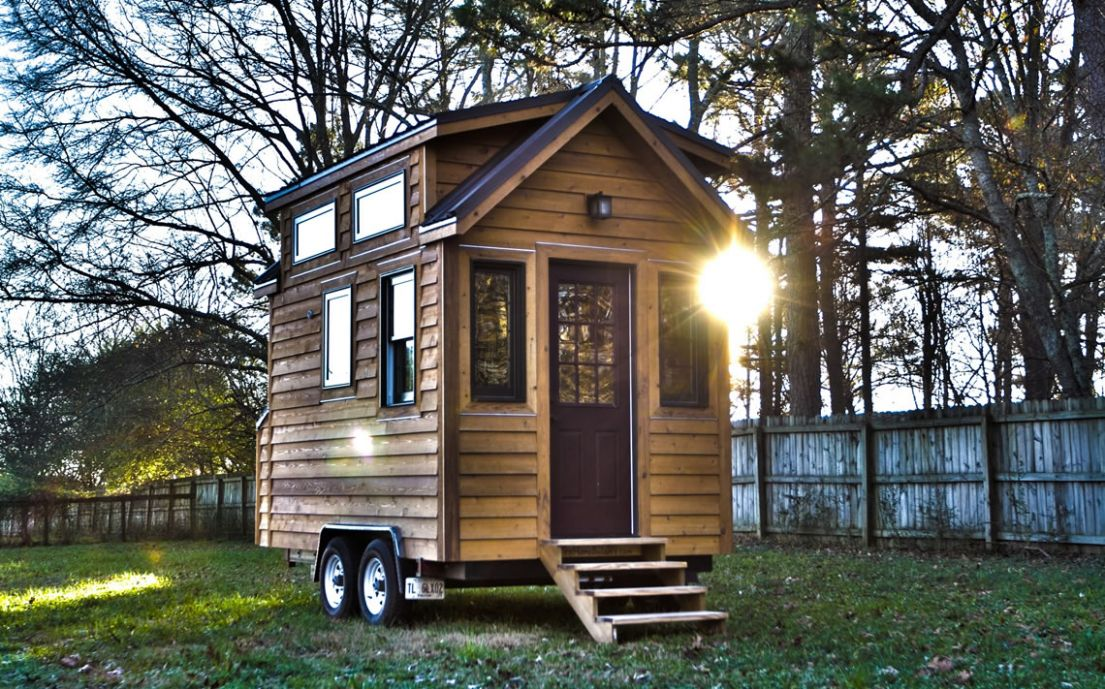 Tiny House Movement - Tiny Home Builders