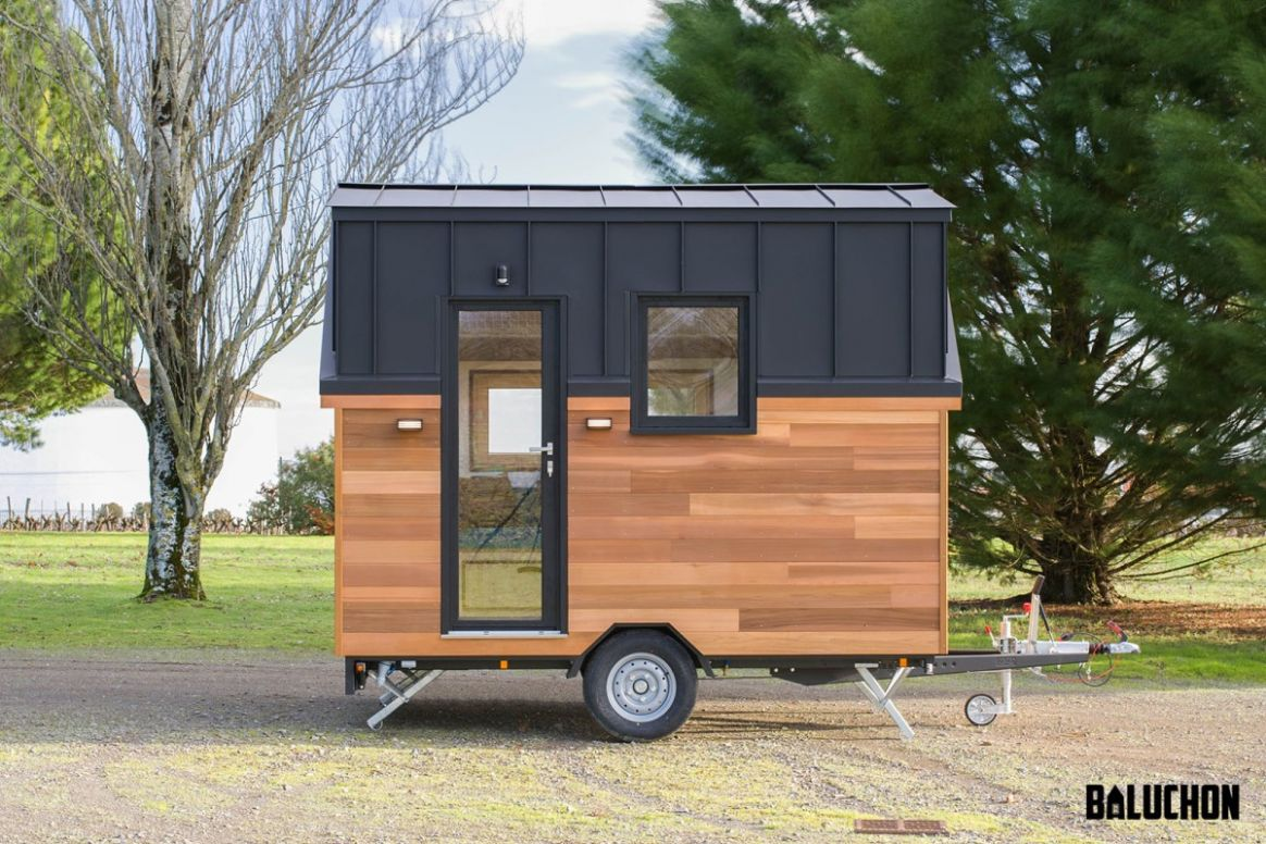 Tiny House Nano makes other tiny houses look large