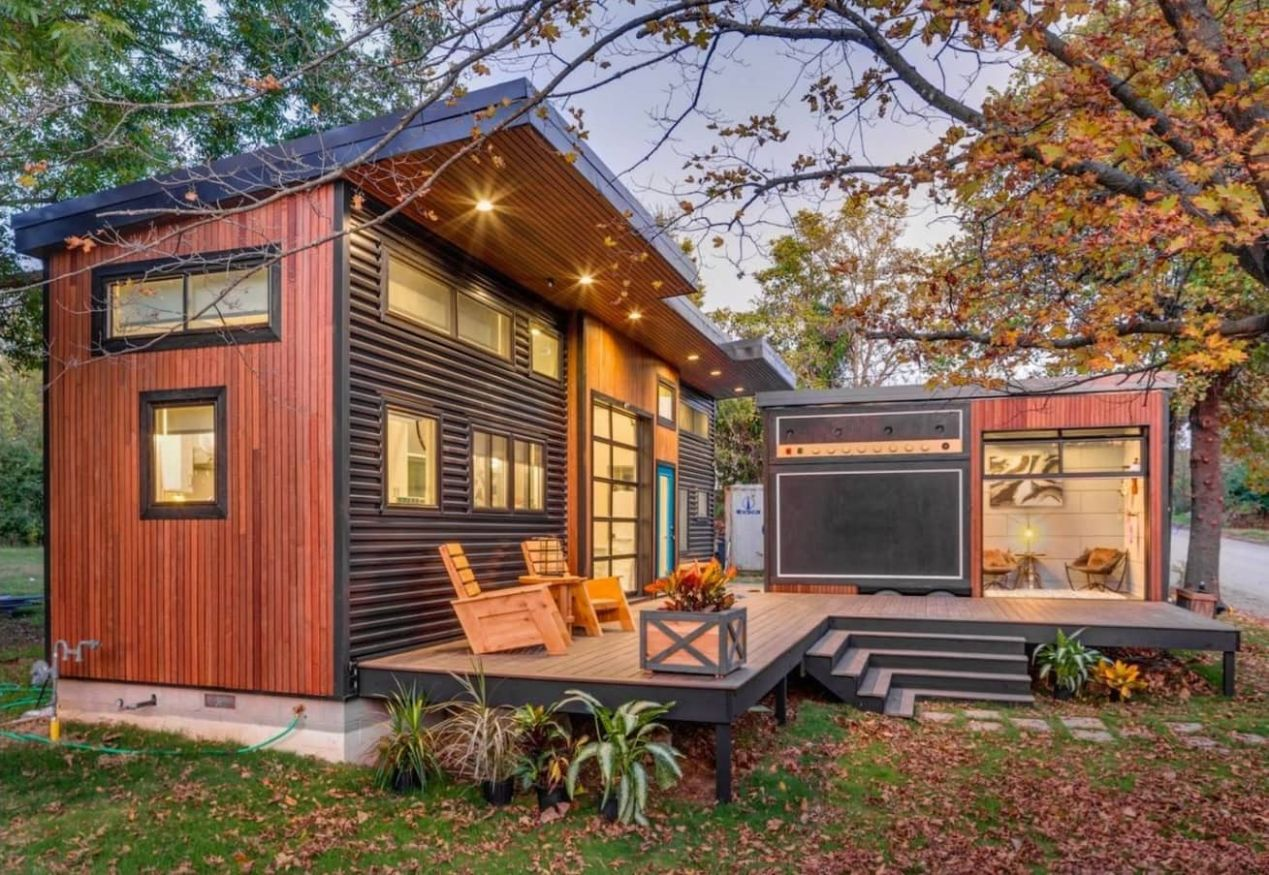 Tiny House on Foundation: Pros and Cons of Living in a Small House - tiny house on foundation